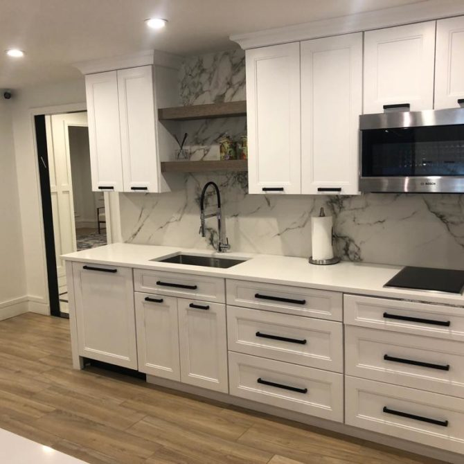 CNC Cabinetry | Streamline kitchen and Bath